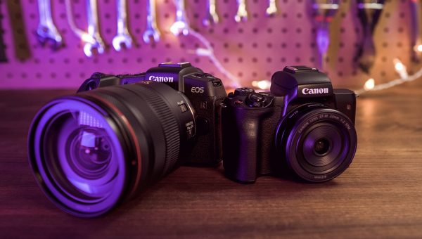 Canon EOS RP - More Than a Full Frame M50 (Review & Comparison)