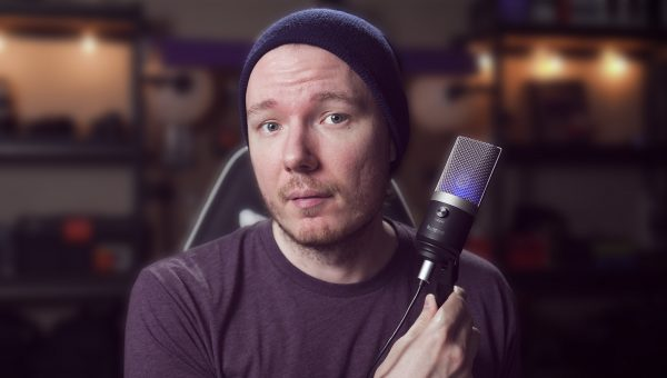 Affordable Mic for Streaming & Podcasts - FiFine K670 USB Microphone Review