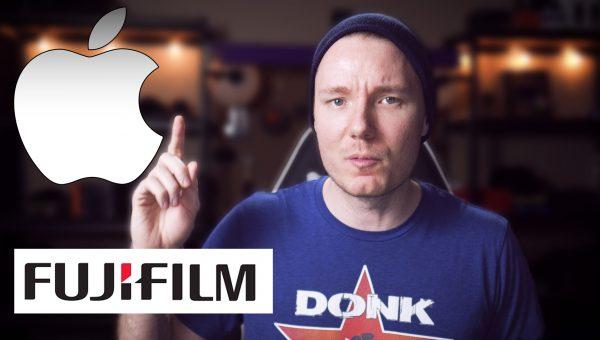 Apple Gets Sued, Fujifilm Breaks Everything, & more...