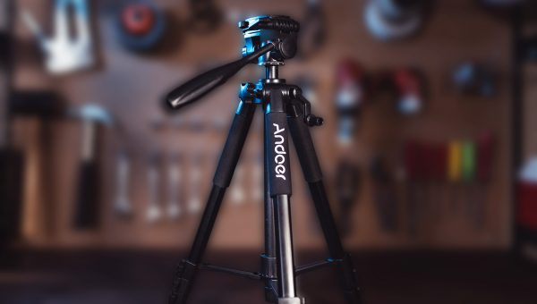 Are Travel Tripods Any Good - Andoer 57 Travel Tripod Review
