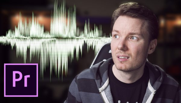Basic Audio Effects & Transitions Guide in Premiere Pro - Better Sound & Voices for You