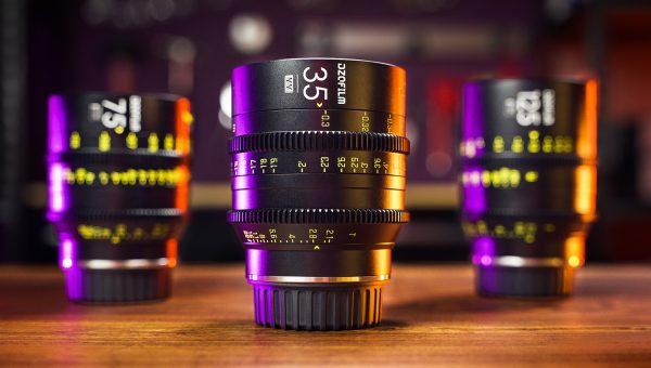 DZOFILM Vespid Primes Review - SUPRISINGLY GOOD Full Frame Cine Lenses!