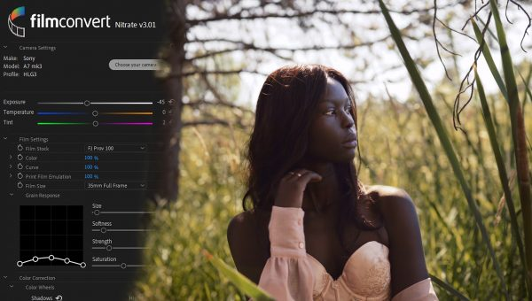 FilmConvert Nitrate - The Most Fun Way to Color Grade