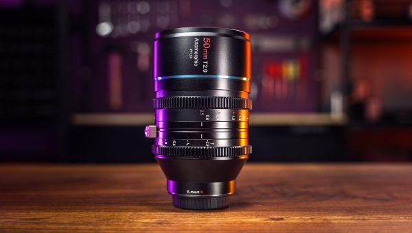 FULL FRAME ANAMORPHIC! - SIRUI 50mm T2.9 1.6x Lens Review