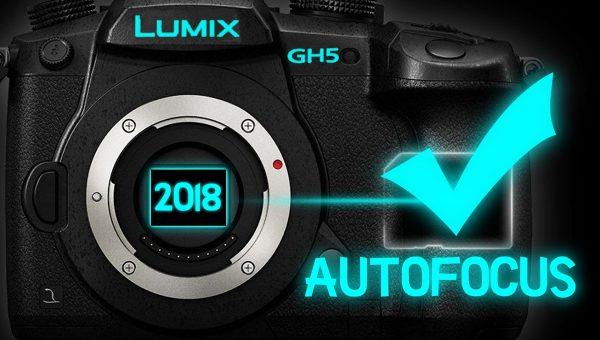 GH5 Autofocus FIXED! (2018 Update) - New Tracking Settings & 179 Shutter Angle Synchro Scan Trick