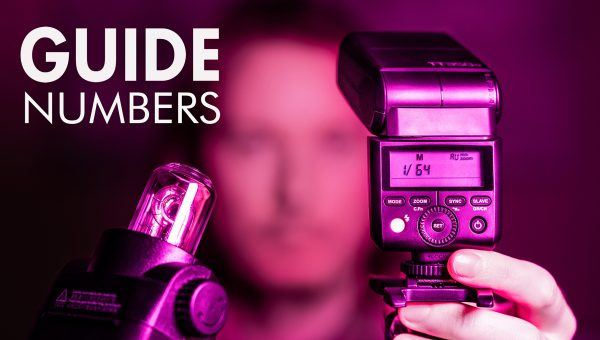 Guide Number Misconceptions - Understanding Flash Power on Strobes & Speedlights