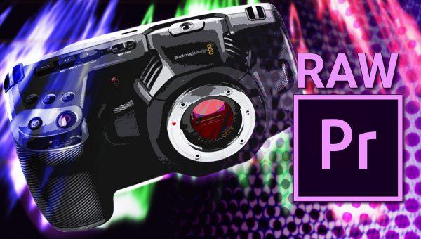 How to Edit Blackmagic RAW in Premiere Pro - Grading Tips & BRAW Studio