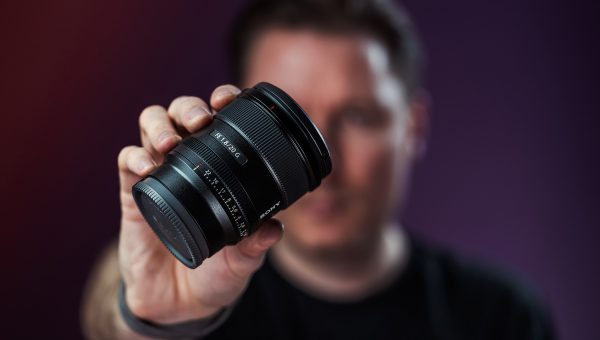 I LOVE THIS LENS! - Sony 20mm f1.8 G Lens Review