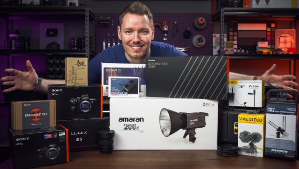 I'm Selling - Giving Away My Camera Gear!