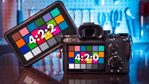 Is 422 Worth It - Sony a7 III & Atomos 420 vs 422 Comparison