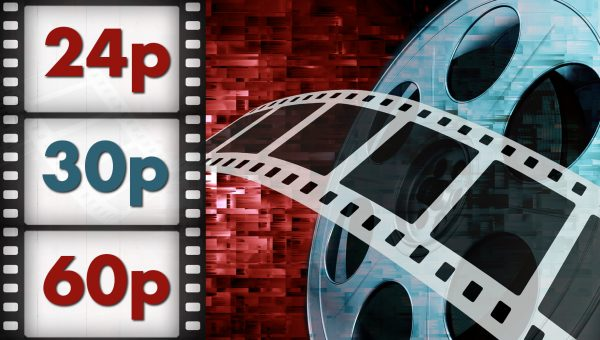 Mixing Frame Rates - Can You Edit 24p, 30p, & 60p Together