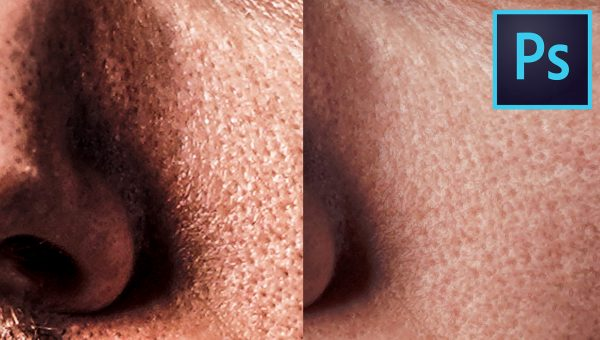 Remove Skin Pores, Dust, & Noise caused by CLARITY in Photoshop