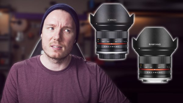 Samyang vs Rokinon: Third Party Lenses / Everything You Need to Know