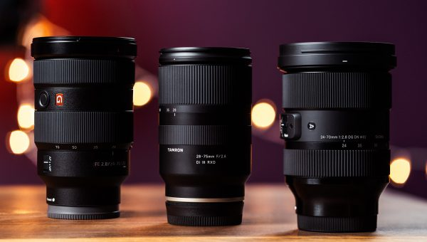 Sigma 24-70mm f2.8 for Sony E-Mount Review vs Tamron & G Master
