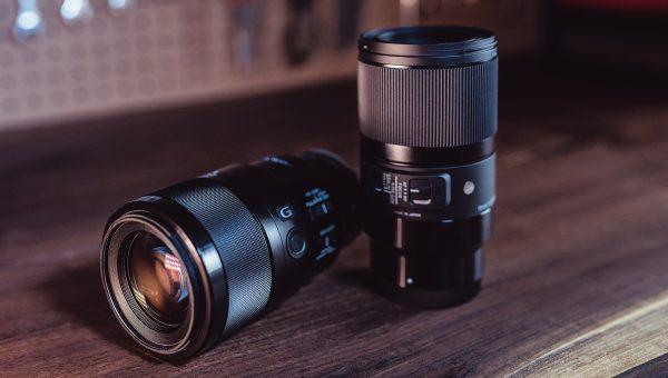 SIGMA 70mm f2.8 Macro Art vs SONY 90mm f2.8 Macro G OSS (E-mount Macro Comparison)
