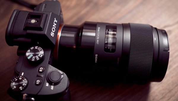 Sigma Crushes It with This Sony Lens - 35mm f1.4 Art for E-Mount Review