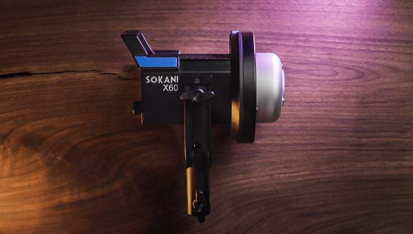 Sokani X60 Review - An Adorable (And Great Value) COB LED Light