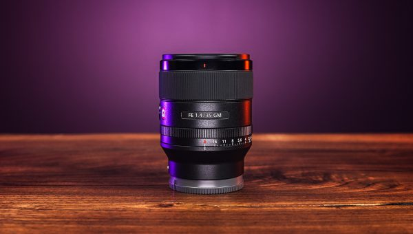 Sony 35mm f1.4 GM Review - An ALMOST PERFECT Lens!