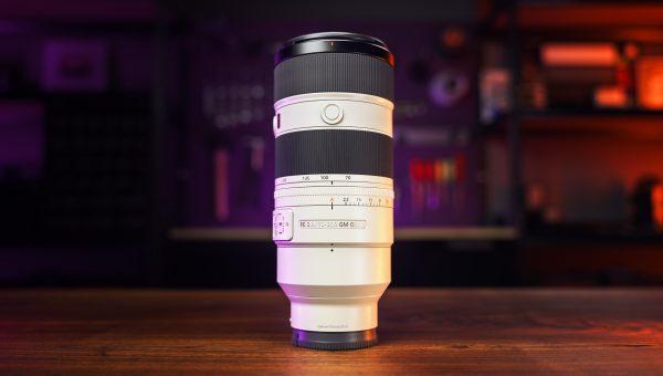 Sony 70-200mm f2.8 GM II Review - A TERRIFIC Zoom Lens!