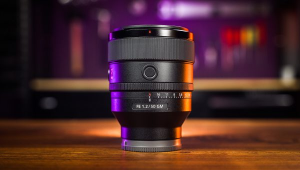 Sony's FASTEST Lens - 50mm f1.2 G Master Review