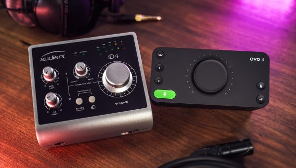 The BEST Budget USB Audio Interface of 2020 - Audient EVO 4 vs iD4