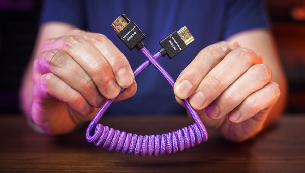 The BEST HDMI Cable for CAMERAS - Monitoring & Recording