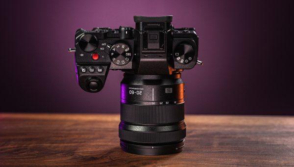 The PANASONIC S5 - A STRANGE but POWERFUL Camera