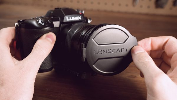The ULTIMATE Lens Cap... (For People Who Tend to Lose Them)