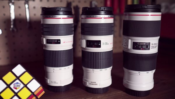 Which 70-200mm Lens Should You Get - Canon 70-200mm f4 IS II Review