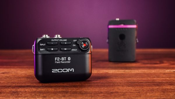 ZOOM F2 Review & Tentacle Sync TRACK E Comparison
