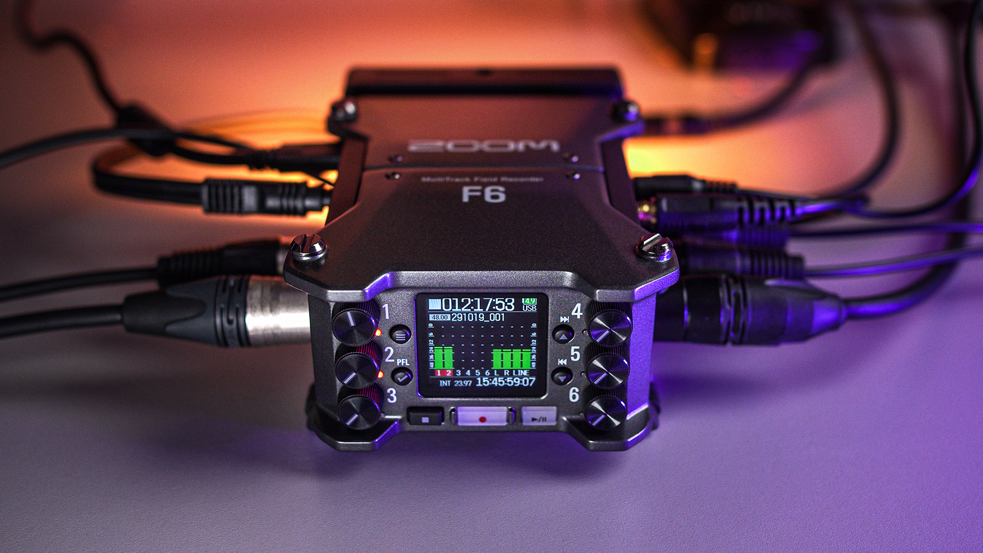 Zoom F6 - Can It Do Everything?